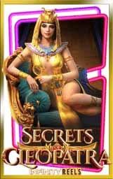 pg slot เกม secret cleopatra