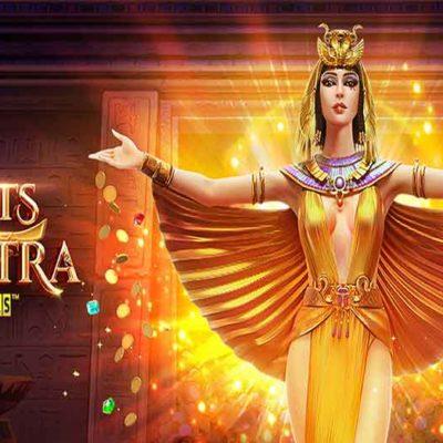 เทคนิคเล่นเกมสล็อตออนไลน์ Secrets of Cleopatra แตกง่าย ได้เงินจริง