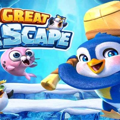 เทคนิคการเล่นเกมสล้อตออนไลน์ The Great Icescape