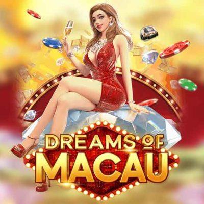 เกมสล็อต Dreams of Macau ค่าย Pg
