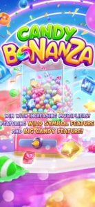 PG SLOT เกมใหม่ Candy Bonanza