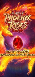 PG SLOT เกมใหม่ Phoenix Rises