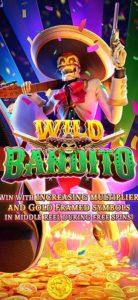 PG SLOT เกมใหม่ Wild Bandito