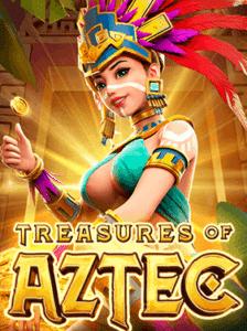 Treasures of Aztec จากค่าย PGSLOT